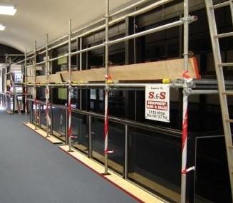 Steel Scaffold Systems